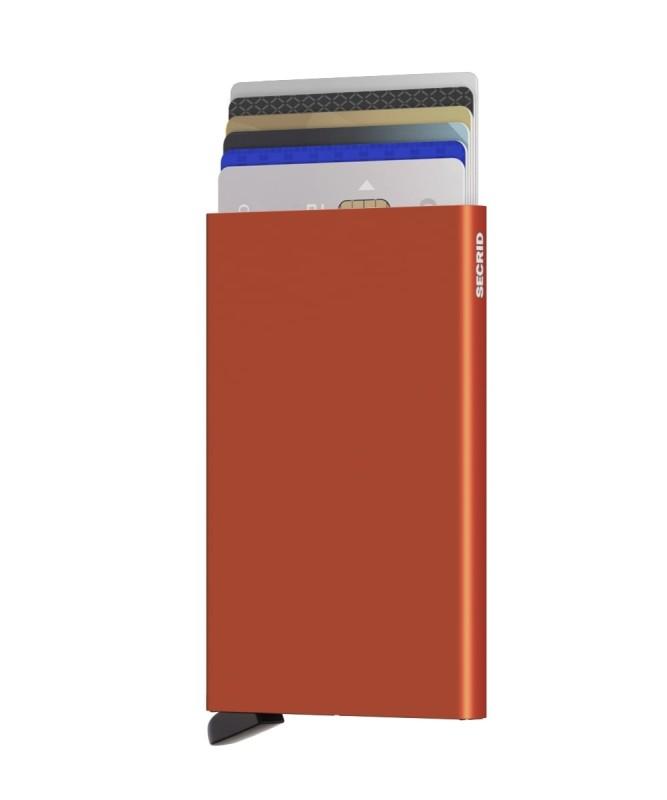 Secrid - Secrid Cardprotector Orange Cüzdan (1)