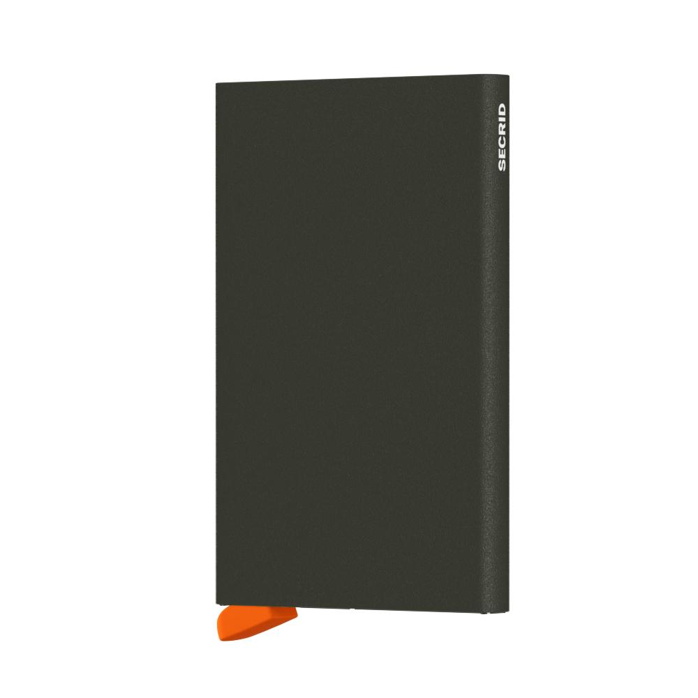Secrid Cardprotector Powder Moss Cüzdan