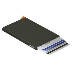 Secrid Cardprotector Powder Moss Cüzdan - Thumbnail