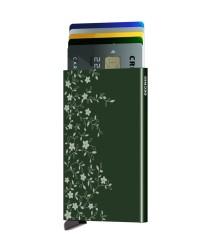 Secrid Cardprotector Provence Green Cüzdan - Thumbnail