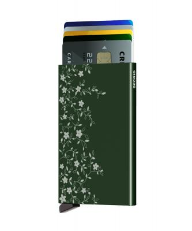 Secrid - Secrid Cardprotector Provence Green Cüzdan (1)