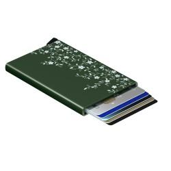 Secrid Cardprotector Provence Green Wallet - Thumbnail