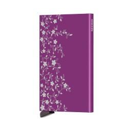Secrid - Secrid Cardprotector Provence Violet Cüzdan