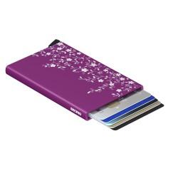 Secrid Cardprotector Provence Violet Cüzdan - Thumbnail