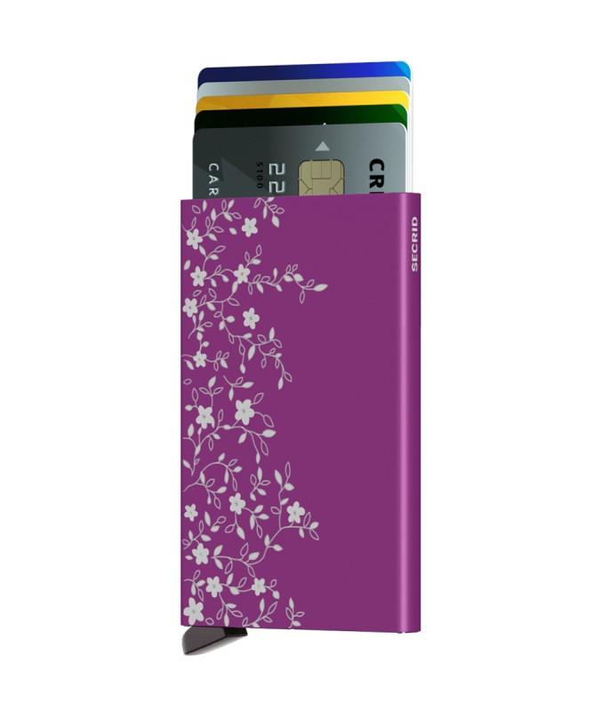 Secrid - Secrid Cardprotector Provence Violet Cüzdan (1)