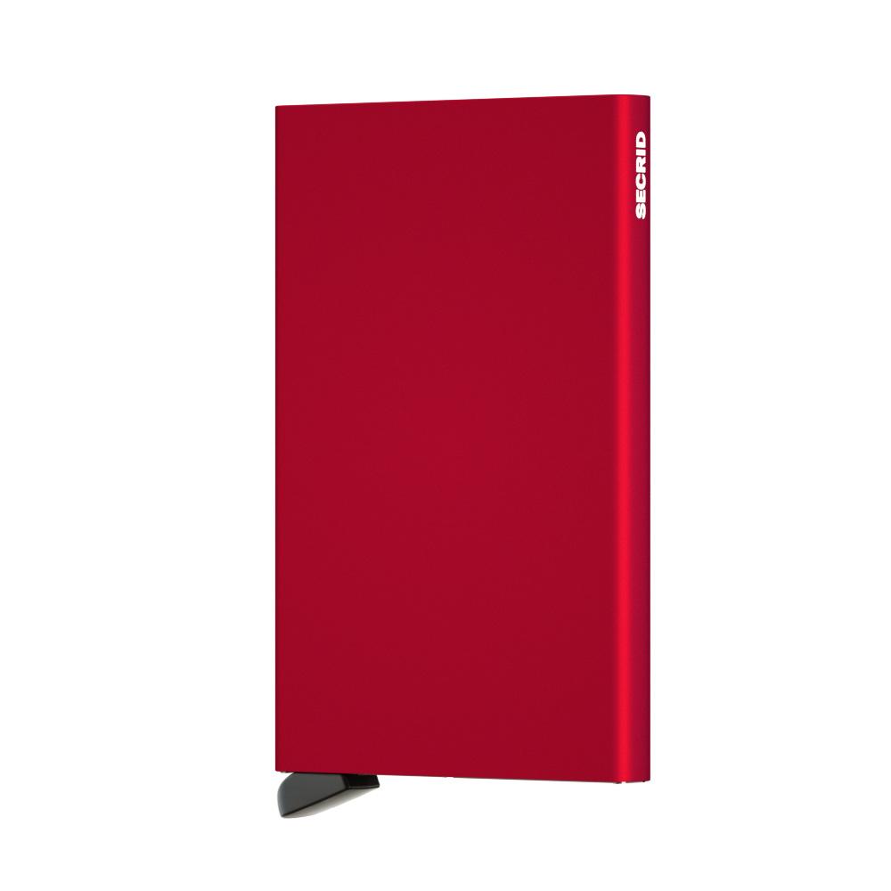 Secrid Cardprotector Red Cüzdan