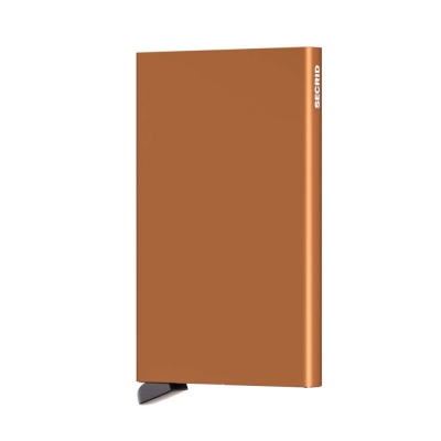Secrid Cardprotector Rust Wallet