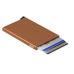 Secrid Cardprotector Rust Wallet - Thumbnail