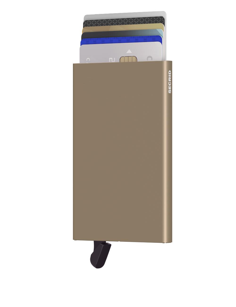 Secrid Cardprotector Sand Cüzdan