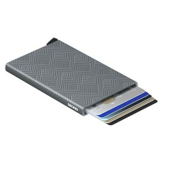 Secrid Cardprotector Structure Titanium Cüzdan - Thumbnail