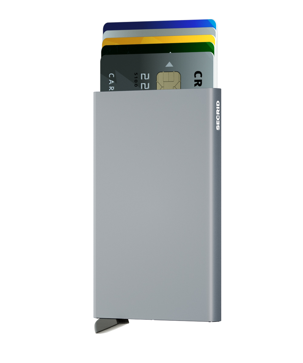 Secrid Cardprotector Titanium Cüzdan