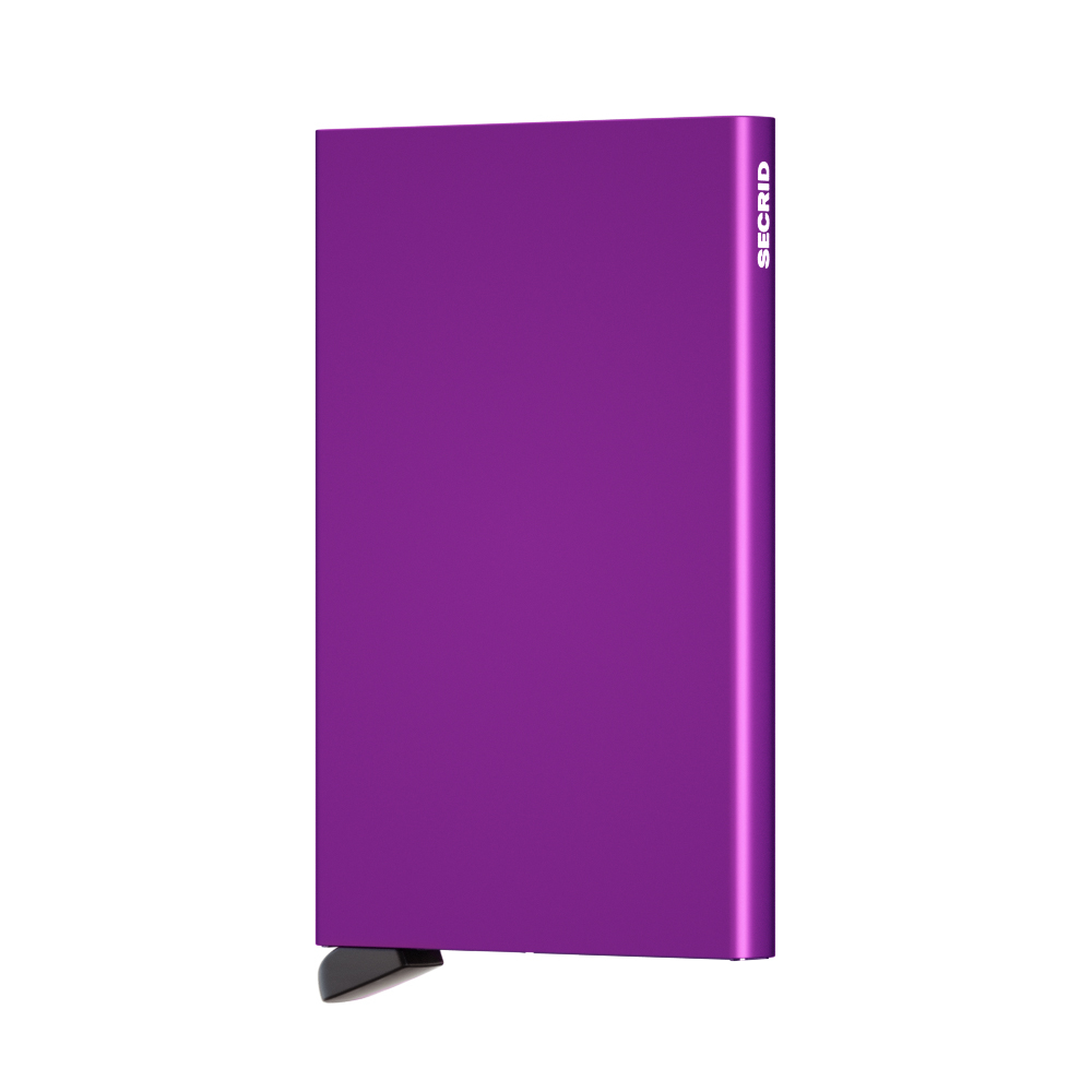 Secrid Cardprotector Violet Cüzdan