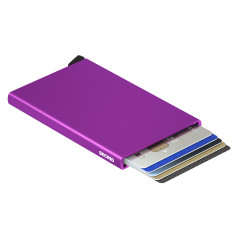 Secrid Cardprotector Violet Wallet - Thumbnail