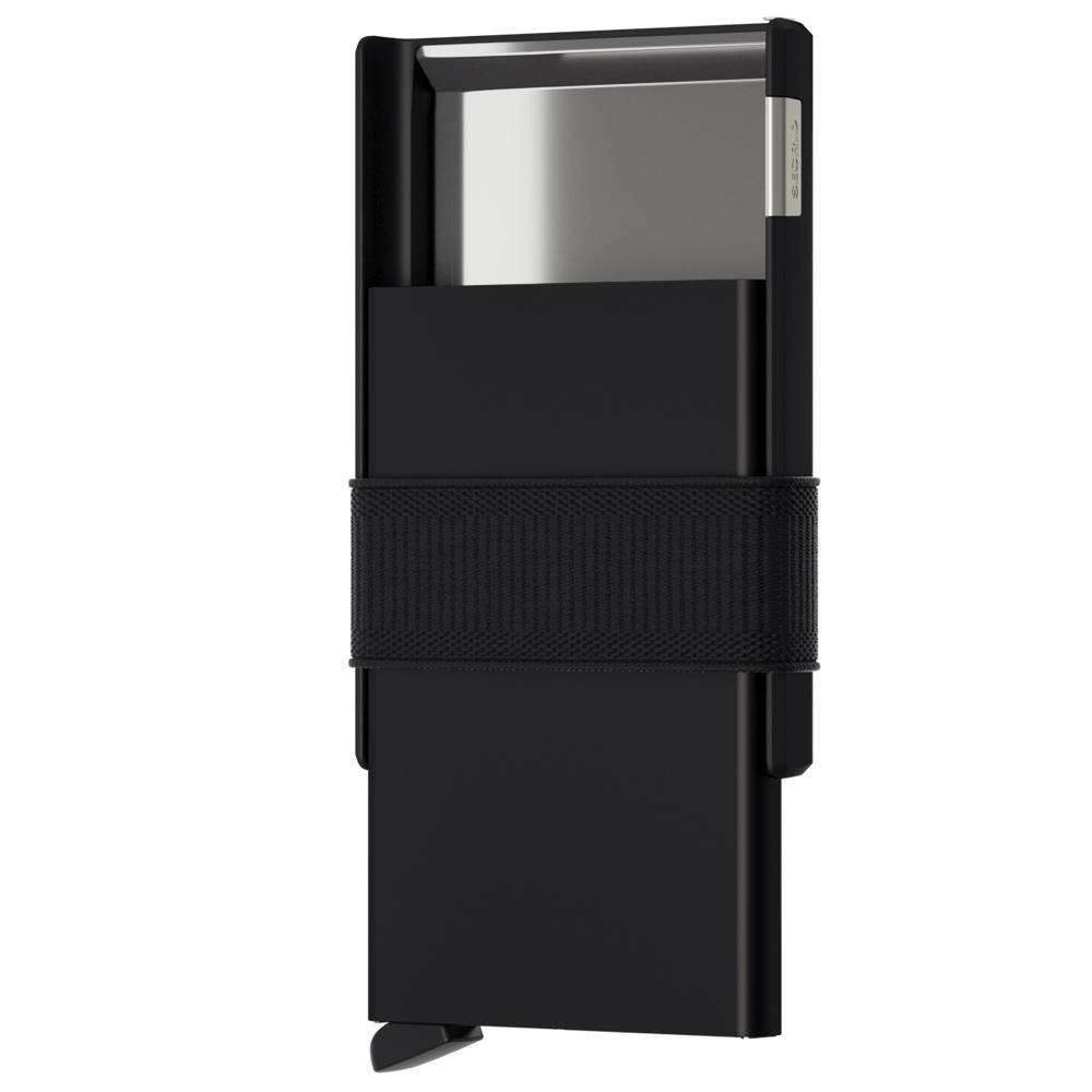 Secrid Cardslide Black/Black Cüzdan