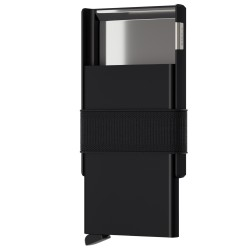 Secrid Cardslide Black/Black Cüzdan - Thumbnail