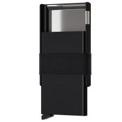 Secrid - Secrid Cardslide Black/Black Wallet (1)