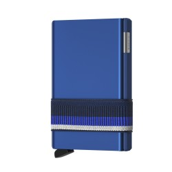 Secrid - Secrid Cardslide Blue/Blue Cüzdan