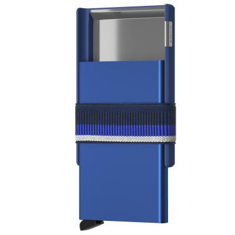 Secrid - Secrid Cardslide Blue/Blue Cüzdan (1)