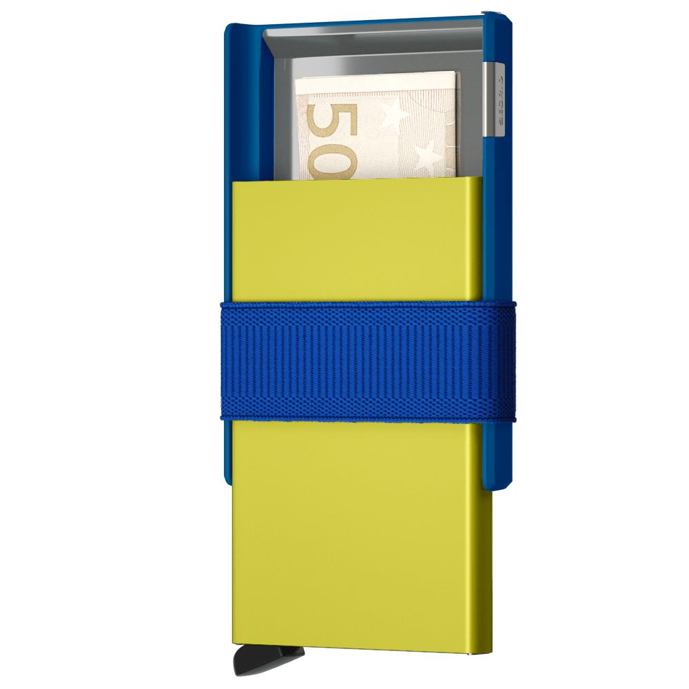Secrid Cardslide Electroline Wallet