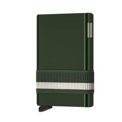 Secrid - Secrid Cardslide Green/Green Wallet