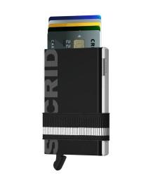 Secrid Cardslide Monochrome Cüzdan - Thumbnail