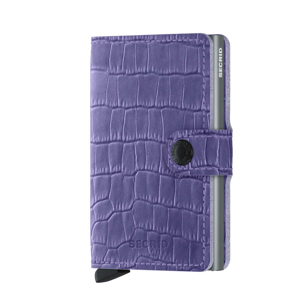 Secrid Miniwallet Cleo Lavender Cüzdan