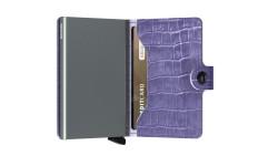 Secrid Miniwallet Cleo Lavender Cüzdan - Thumbnail
