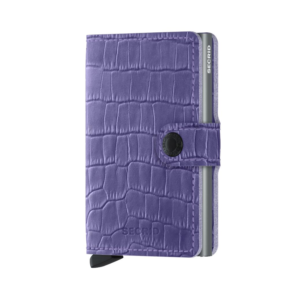 Secrid Miniwallet Cleo Lavender Wallet
