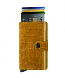 Secrid - Secrid Miniwallet Cleo Ochre Wallet (1)
