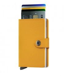 Secrid - Secrid Miniwallet Crisple Amber Wallet (1)