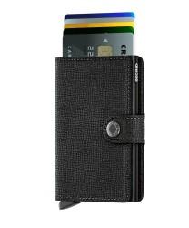 Secrid - Secrid Miniwallet Crisple Black Wallet (1)