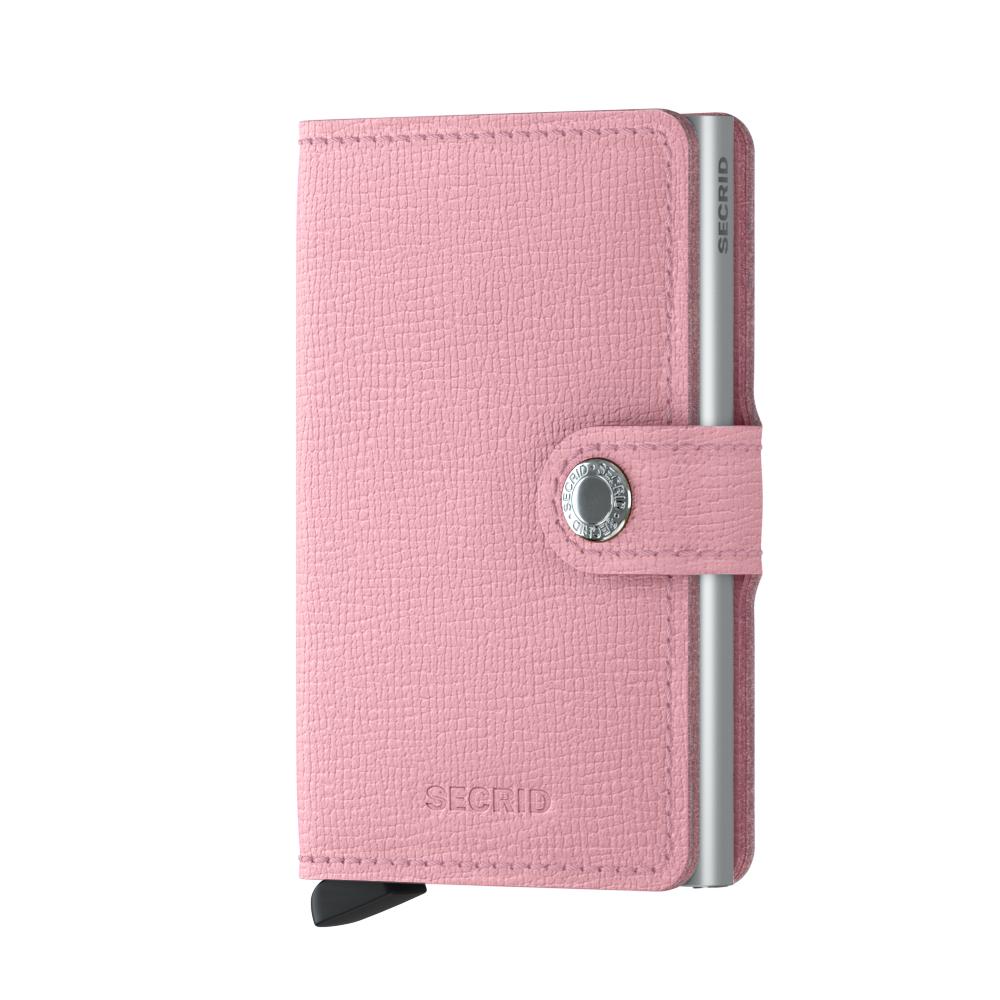 Secrid Miniwallet Crisple Pink Cüzdan