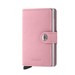 Secrid Miniwallet Crisple Pink Cüzdan - Thumbnail