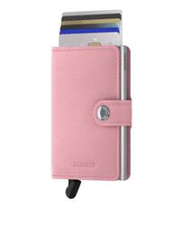 Secrid - Secrid Miniwallet Crisple Pink Cüzdan (1)
