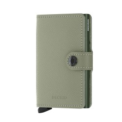 Secrid - Secrid Miniwallet Crisple Pistachio Floral Wallet