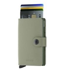 Secrid - Secrid Miniwallet Crisple Pistachio Floral Wallet (1)