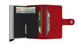 Secrid Miniwallet Crisple Red Cüzdan - Thumbnail