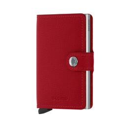 Secrid - Secrid Miniwallet Crisple Red Wallet