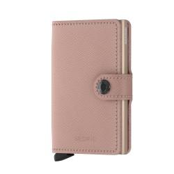 Secrid Miniwallet Crisple Rose Floral Wallet - Thumbnail