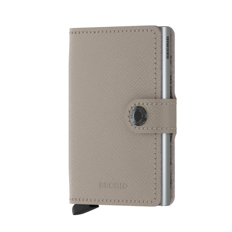 Secrid Miniwallet Crisple Taupecamo Wallet