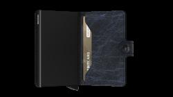 Secrid Miniwallet Crunch Blue Cüzdan - Thumbnail
