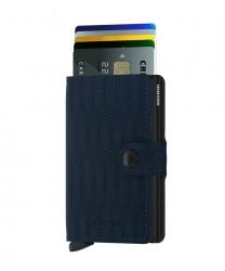Secrid Miniwallet Dash Navy Wallet - Thumbnail
