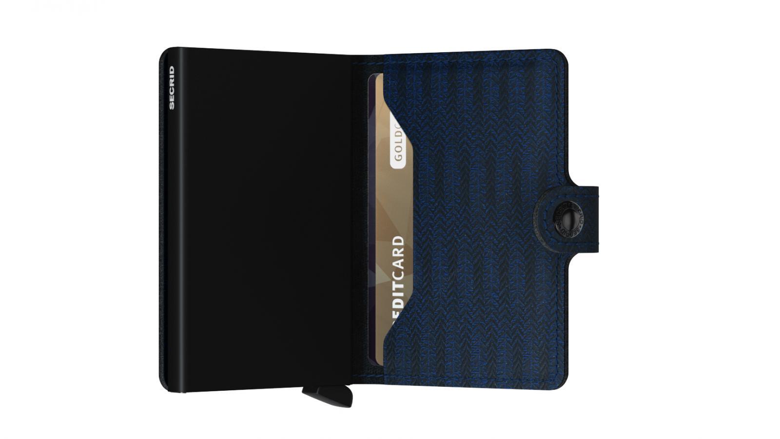 Secrid Miniwallet Dash Navy Wallet
