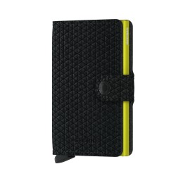 Secrid - Secrid Miniwallet Diamond Black Wallet