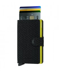Secrid - Secrid Miniwallet Diamond Black Wallet (1)