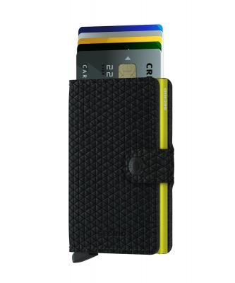 Secrid - Secrid Miniwallet Diamond Black Wallet (1)