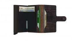 Secrid Miniwallet Dutchmartin Cacao Brown Cüzdan - Thumbnail
