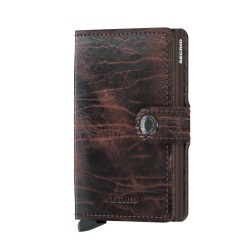 Secrid - Secrid Miniwallet Dutchmartin Cacao Brown Wallet
