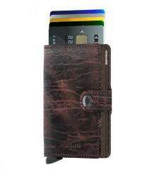Secrid - Secrid Miniwallet Dutchmartin Cacao Brown Wallet (1)