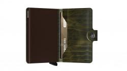 Secrid Miniwallet Dutchmartin Olive Wallet - Thumbnail